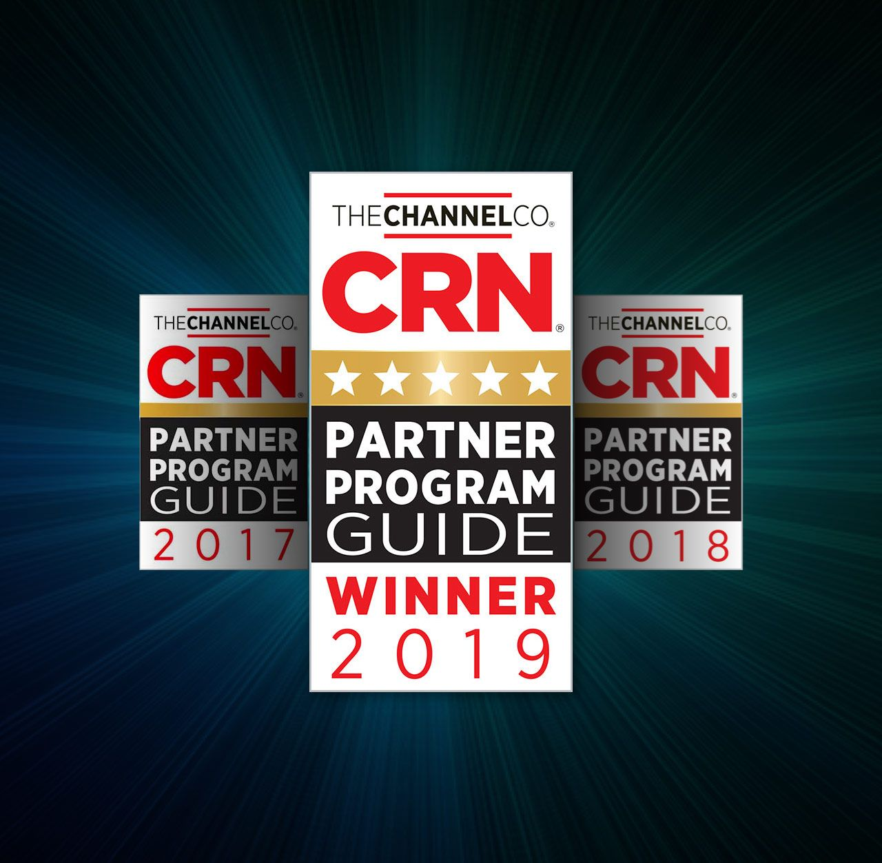 Three-Time Five-Star CRN Partner Winner