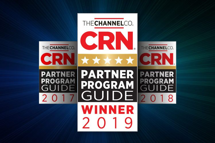 Three-Time Five-Star CRN Partner Winner