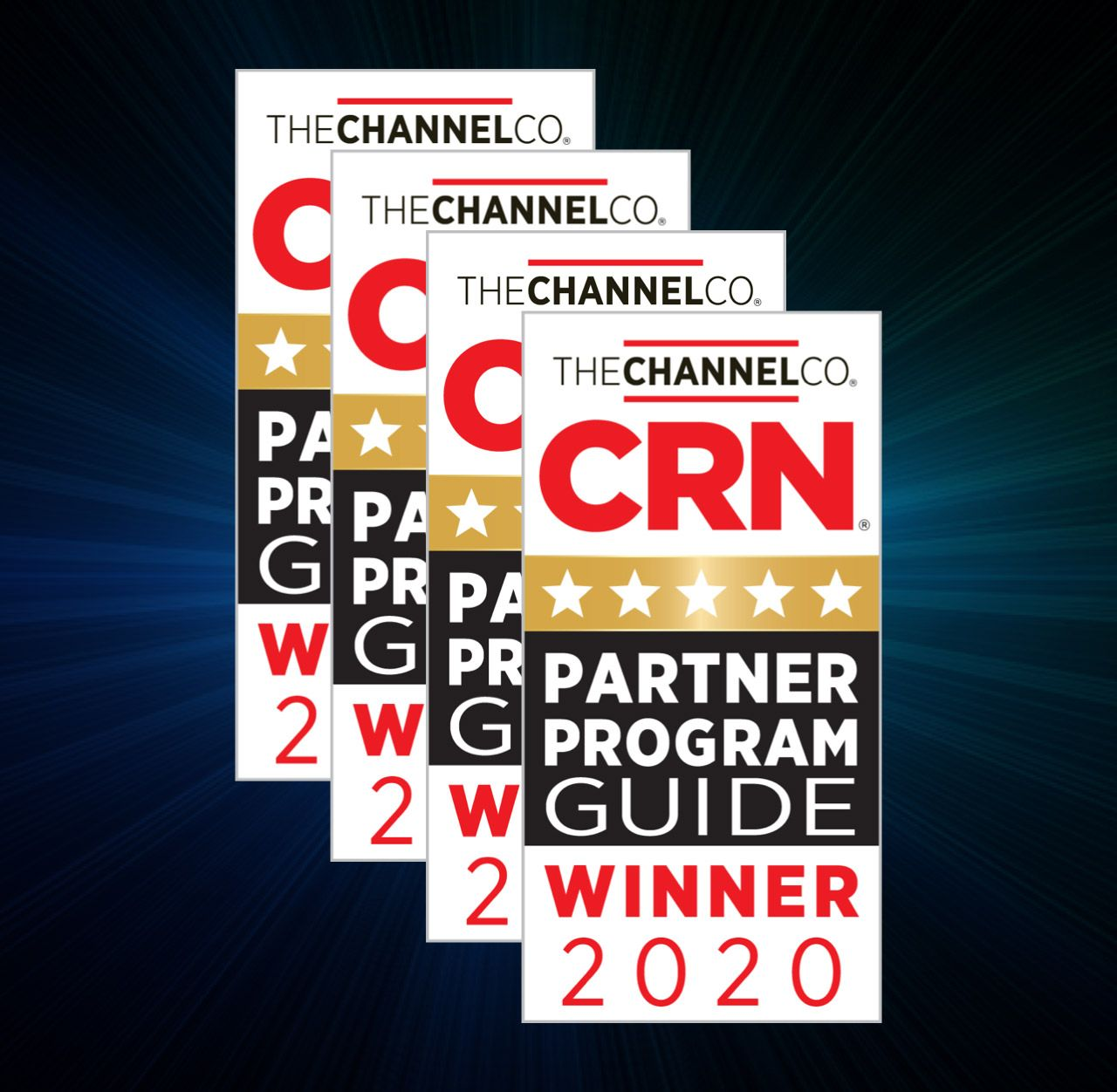 Four-Time Five-Star CRN Partner Winner