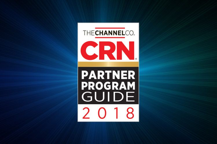 2X Five-Star CRN Partner Winner