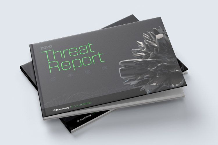 Download the BlackBerry Cylance 2020 Threat Report