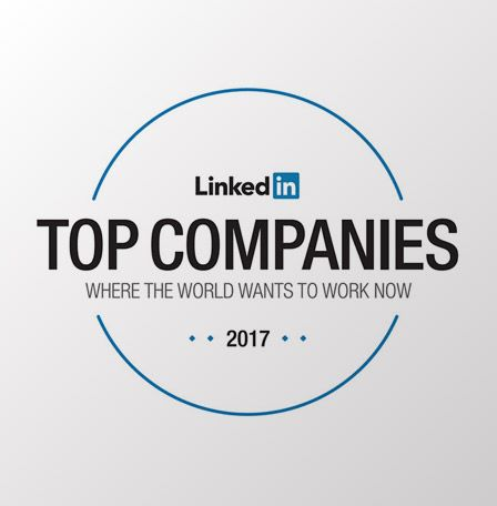 LinkedIn Top Companies   Startups