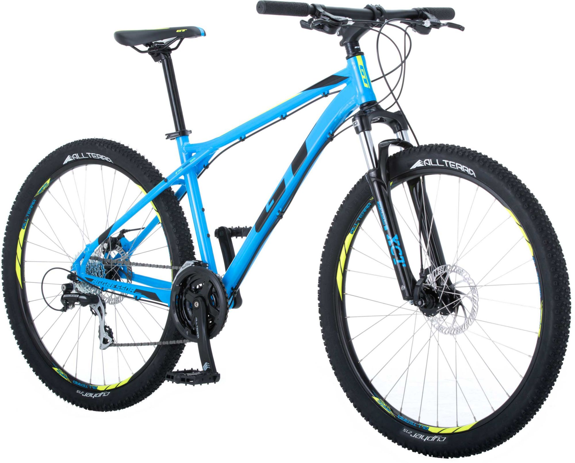 GT Adult Aggressor Pro Mountain Bike (Multiple Colors)