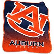Auburn Tigers Raschel Throw