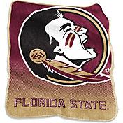 Florida State Seminoles Raschel Throw
