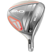 Cobra Women's BiO CELL Fairway Wood - Silver Pearl