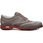 ECCO Tour Hybrid Wing Tip Golf Shoes