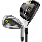 TaylorMade RocketBladez Hybrid/Irons - (Graphite/Steel) 3-4H, 5-PW