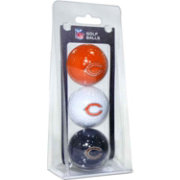 Team Golf Chicago Bears Golf Balls – 3 Pack