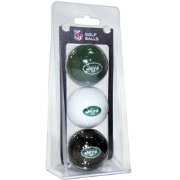 Team Golf New York Jets Golf Balls – 3 Pack