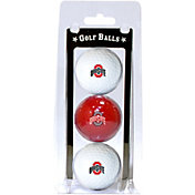 Team Golf Ohio State Buckeyes Golf Balls - 3-Pack