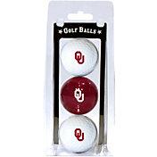 Team Golf Oklahoma Sooners Golf Balls - 3-Pack