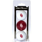 Team Golf Oklahoma Sooners Golf Balls - 3-Pack