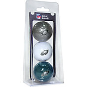 Team Golf Philadelphia Eagles Golf Balls – 3 Pack