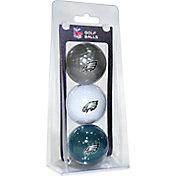 Team Golf Philadelphia Eagles Golf Balls – 3 Pack