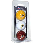 Team Golf Washington Redskins Golf Balls – 3 Pack