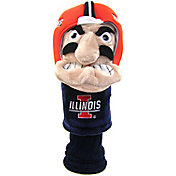 Team Golf Illinois Fighting Illini Mascot Headcover