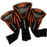 Team Golf Oklahoma State Cowboys Contour Headcovers - 3-Pack