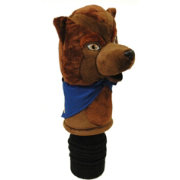 Team Golf Michigan Wolverines Mascot Headcover