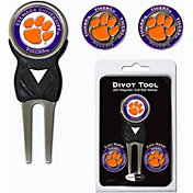 Team Golf Clemson Tigers Orange Divot Tool
