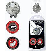 Team Golf Georgia Bulldogs Cap Clip
