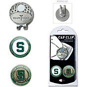 Team Golf Michigan State Spartans Cap Clip
