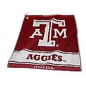 Team Golf Texas A&M Aggies Woven Towel