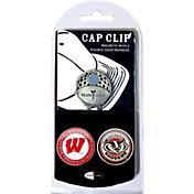 Team Golf Wisconsin Badgers Cap Clip