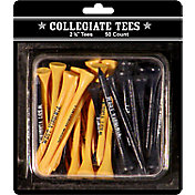 "Team Golf West Virginia Mountaineers 2.75"" Golf Tees - 50-Pack"