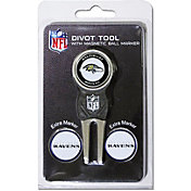 Team Golf Baltimore Ravens Divot Tool and Marker Set