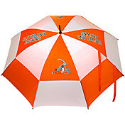 """Team Golf Cleveland Browns 62"""" Double Canopy Umbrella"""