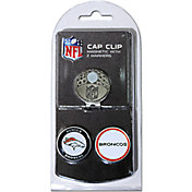 Team Golf Denver Broncos Two-Marker Cap Clip