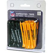 Team Golf Green Bay Packers Golf Tees – 50 Pack