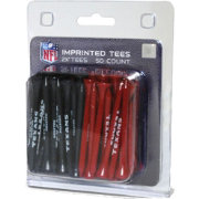 Team Golf Houston Texans Golf Tees – 50 Pack