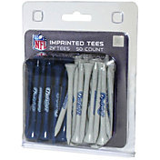 Team Golf New England Patriots Golf Tees – 50 Pack