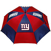 "Team Golf New York Giants 62"" Double Canopy Golf Umbrella"