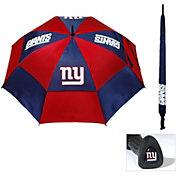 "Team Golf New York Giants 62"" Double Canopy Golf Umbrella"