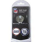Team Golf New York Giants Two-Marker Cap Clip