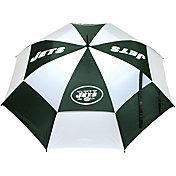 "Team Golf New York Jets 62"" Double Canopy Golf Umbrella"
