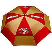 "Team Golf San Francisco 49ers 62"" Double Canopy Umbrella"