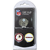 Team Golf Washington Redskins Two-Marker Cap Clip