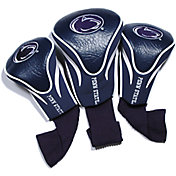 Team Golf Penn State Nittany Lions Contour Headcovers - 3-Pack