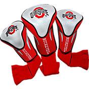 Team Golf Ohio State Buckeyes Headcovers - 3-Pack