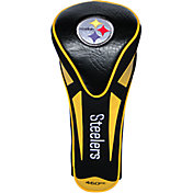 Team Golf Pittsburgh Steelers Single Apex Jumbo Headcover