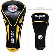 Team Golf Pittsburgh Steelers Single Apex Jumbo Headcover
