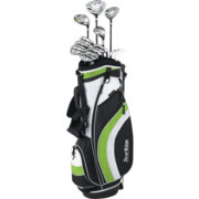 Tour Edge HP20 17-Piece Complete Set - (Graphite/Steel)