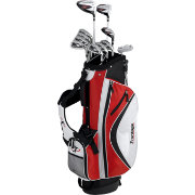 Tour Edge Reaction 2 15-Piece Complete Set – (Graphite/Steel)