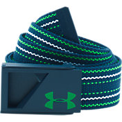 Under Armour Men's Range Webbing Reversible Golf Belt