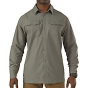 5.11 Tactical Men's Freedom Flex Woven Long Sleeve Shirt