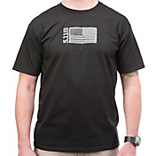 5.11 Tactical Men's Embroidered Flag Logo T-Shirt